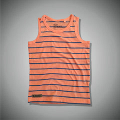 BOY'S SUMMER TEE BY NEXT- ORANGE (3-15)YRS