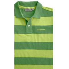 BOY'S BOLD STRIPE POLO | RACE MARINE-(7Y-14Y)