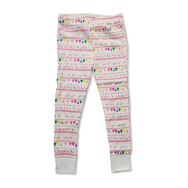 GIRL'S AUTHENTIC THERMAL 2 PIECE SET | CHILI PEPPERS