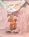 GIRL'S LITTLE DEAR FROCK | LIL-JOEY-(3M-18M)
