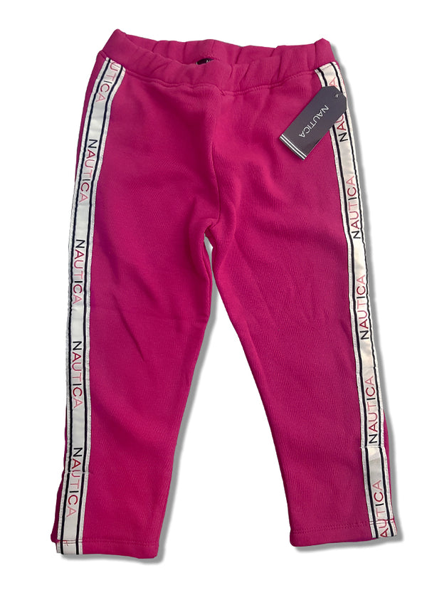 GIRL'S FLEECE TROUSER | NAUTICA-(2Y-16Y)