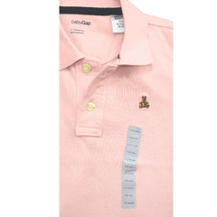 BOY'S BRANNAN BEAR POLO | GP-(6M-5Y)