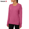 LADIES SIDE SLIT FLEECE SWEATSHIRTS | R B K