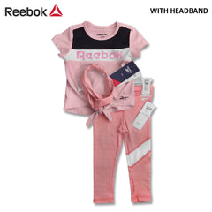 GIRL'S MESH HEADBAND SET | REEBOK-(12M-24M)