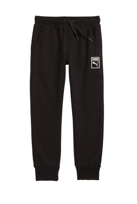BOY'S FLEECE LOGO TROUSER | PUMA-(2Y-20Y)