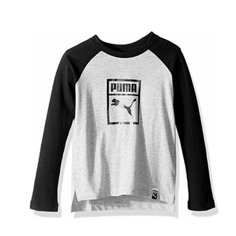 BOY'S GRAPHIC LOGO T-SHIRT|PUMA-(2Y-16Y)