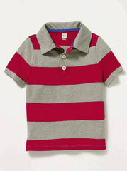 BOY'S BOLD STRIPE POLO | OLD NAVY-(12M-5Y)