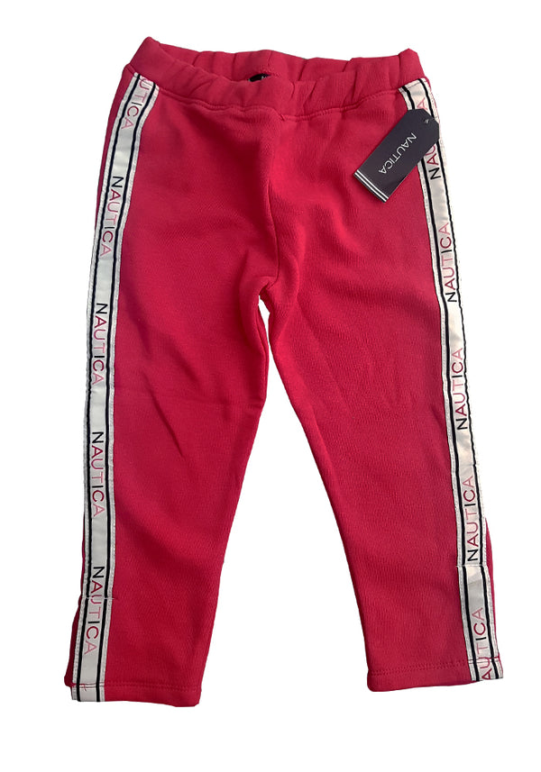 GIRL'S FLEECE TROUSER | NAUTICA-(2Y-7Y)