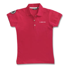 LADIES 87 PIQUE POLO | RACE MARINE