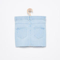GIRL'S DENIM SKIRT | RESERVED-(3Y-14Y)