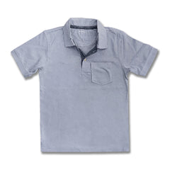 BOY'S POCKET POLO| GP-(4Y-11Y)