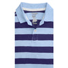 BOY'S SKY NAVY STRIPPER POLO | ON