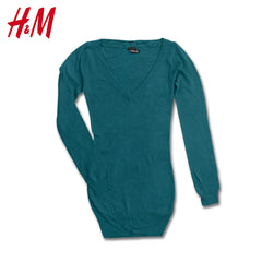 LADIES LONG FIT SWEATER | H&M