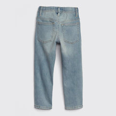 BOY'S DINO PULL-ON SLIM JEANS | GAP-(12M-5Y)