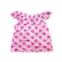 GIRL'S WATERMELON PRINTED DRESS | H&M-(1Y-10Y)