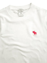 BOY'S EMBROIDERY T-SHIRT | A&F-(10Y-16Y)
