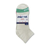 LADIES 3 PAIR ANKLE SOCKS | MISTRAL