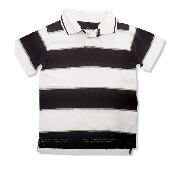 BOY'S SUEDED JERESY POLO | FADED GLORY-(8Y-16Y)