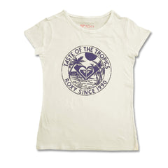 GIRL'S TASTE OF THE TROPICS TEE | ROXY-(8Y-16Y)