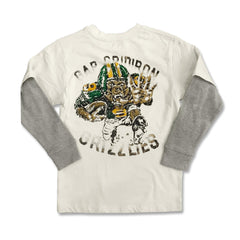 BOY'S GRIZZLIES TEE | GAP