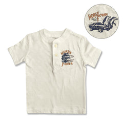 BOY'S MUSCLE CAR TEE | GAP-(12M-5Y)