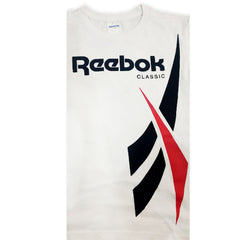 MEN'S FLOCK PRINT T-SHIRT | REEBOK