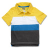 BOY'S 4 COLOR STRIPE POLO | OLD NAVY-(12M-5Y)