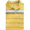 BOY'S YELLOW STRIPE POLO | ON-(12M-5Y)