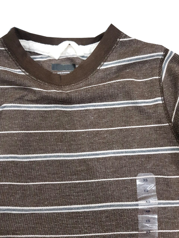 BOYS CLASSIC STRIPED T-SHIRT| GAP-(6Y-13Y)