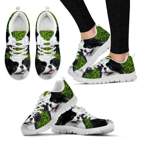 Japanese Chin-Dog Running Shoes For Women-Free Shipping-Paww-Printz-Merchandise