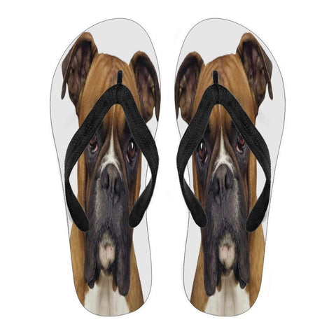 Boxer Flip Flops For Men-Free Shipping-Paww-Printz-Merchandise