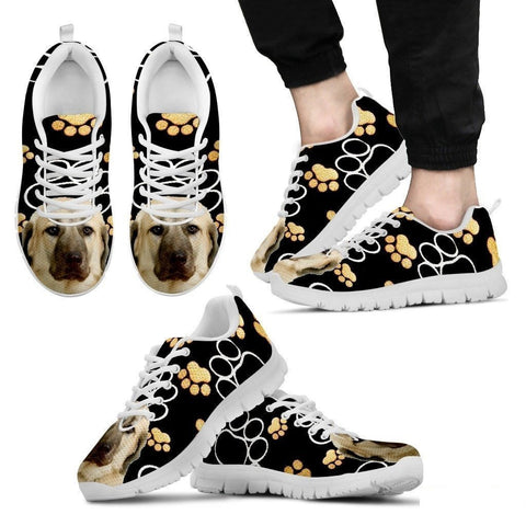 Anatolian Shepherd Dog Running Shoes For Men-Free Shipping-Paww-Printz-Merchandise
