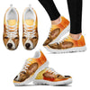 Basenji Dog Print Running Shoe For Women-Free Shipping-Paww-Printz-Merchandise