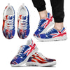 Australian Expats in USA -  Shoe for Men-Free Shipping-Paww-Printz-Merchandise