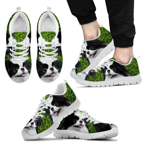 Japanese Chin-Dog Running Shoes For Men-Free Shipping Limited Edition-Paww-Printz-Merchandise