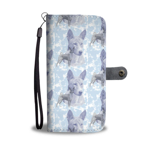 Basenji Dog Patterns Print Wallet Case-Free Shipping