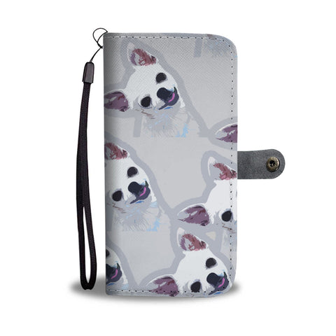 Chihuahua Dog Patterns Print Wallet Case-Free Shipping