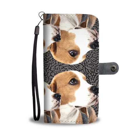 Beagle Dog 3D Print Wallet Case-Free Shipping