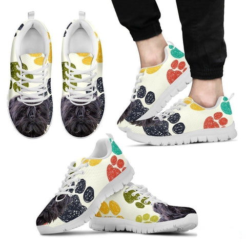 AFFENPINSCHER Dog Running Shoes For Men-Free Shipping Limited Edition-Paww-Printz-Merchandise