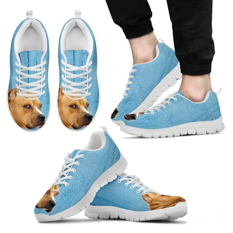 Pit Bull-Dog Running Shoes For Men-Free Shipping Limited Edition-Paww-Printz-Merchandise