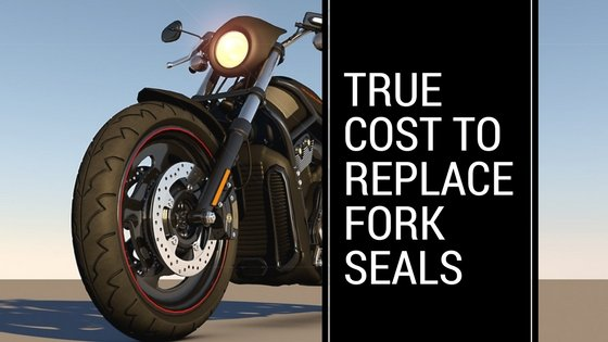 Truth About Fork Seal Replacement Cost
