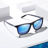 Square, Polarized Sunglasses