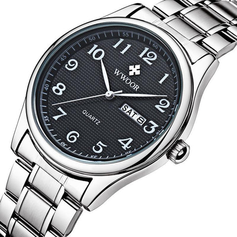 quartz watch for men - Plus Style