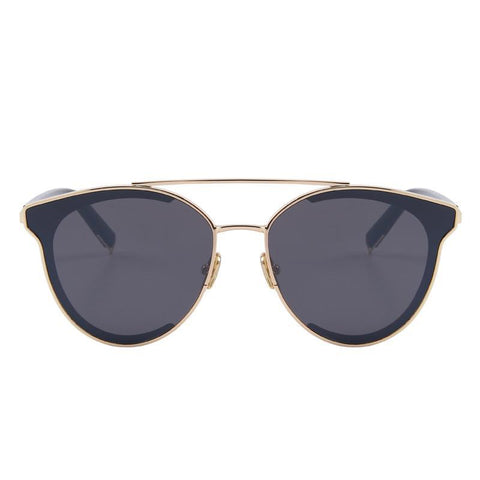 Cat eye sunglasses, model 2018 - Plus Style