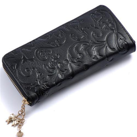 Wallet with stamping - Plus Style