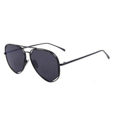 Aviator sunglasses for women - Plus Style