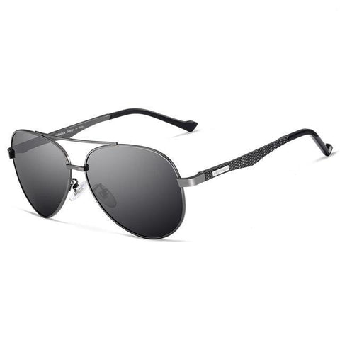 Aviator Men's fashion sunglasses - Plus Style