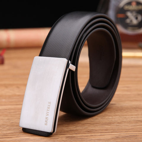 Men's belt for every day