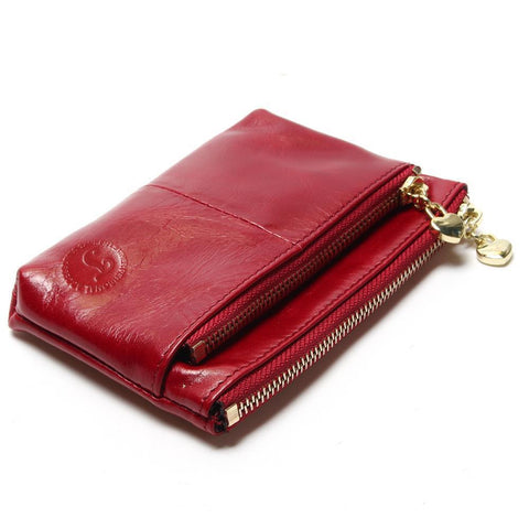 Mini wallet with compartment for cards - Plus Style