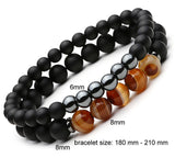 Fashionable bracelet for men - Plus Style